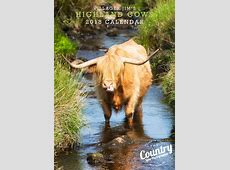 Villager Jim Our brand new highland cow calendar is in