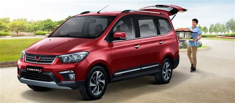 Wuling Confero Picture by The Beautiful Look Of Mpv Wuling Confero S Wuling Motors