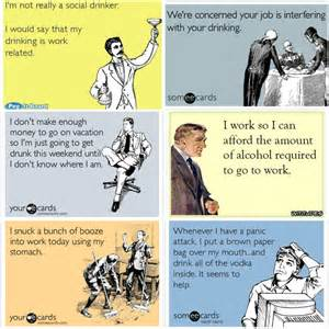 Funny Memes Work-Related Alcohol