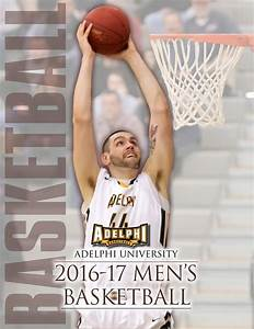 2016-17 Adelphi University Men's Basketball Media Guide by ...