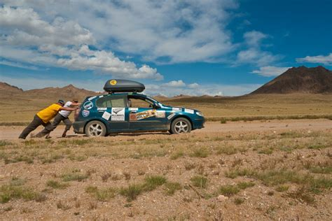 rally travel mongol quotes memories mongolia desert road mishaps end books creating needs help read planet theplanetd create along destination