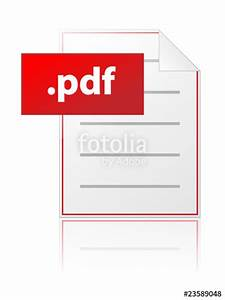 quotpdf document icon vector file extension format text With pdf document file type