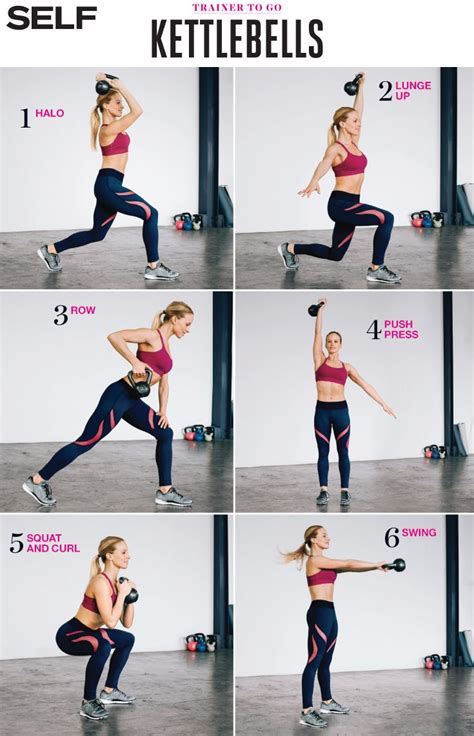 kettlebell moves exercises workout beginner core workouts friendly training kettle bell exercise body fitness cardio weight routines these strengthening tone