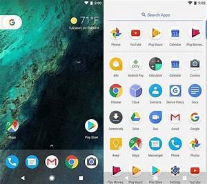 Descarcă Google Pixel Launcher apk și uită de Pixel 2 ...