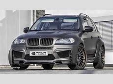 2014 BMW X5 PD5X Widebody Kit Prior Design YouTube