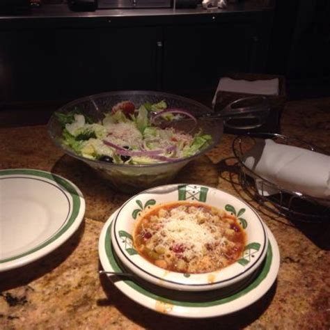 soup and salad olive garden soup and salad foto di olive garden santa