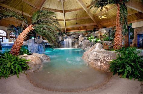 Indoor Pool : Incredible Private Indoor Pools You Won't Believe Exist