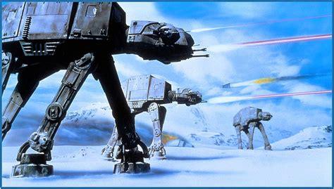 star wars screensaver battle
