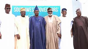 South-West Governors resolve to embark on rice accelerated ...