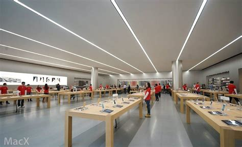 take a sneak peak inside apple s gorgeous new chongqing store