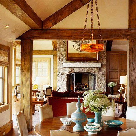 Lovely Mountain Summer Home Terrific Color by 121 Best Timber Trusses Beams Images On