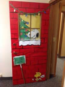 25 best ideas about christmas door decorations on