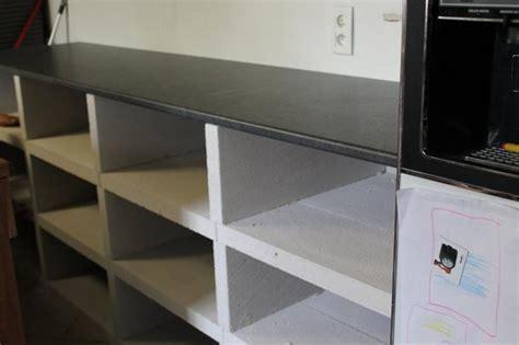 fabriquer sa cuisine en beton cellulaire meuble de cuisine en beton cellulaire de creationsph