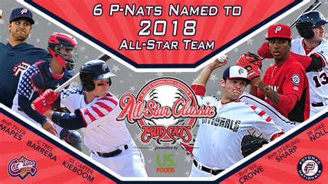 p nats named  northern division  star team nationals