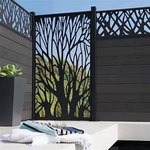 Cloture Et Jardin : portail portillon porte et cl ture pour s curiser votre ~ Nature-et-papiers.com Idées de Décoration