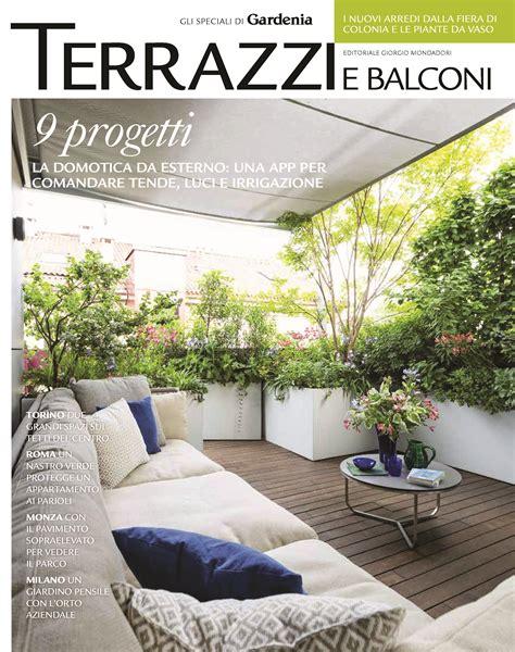 balconi e terrazzi gardenia speciale terrazzi e balconi marzo 2017 8 a
