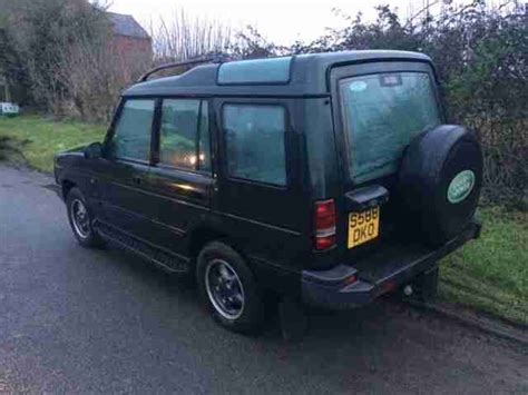 car engine manuals 1998 land rover discovery security system land rover discovery 300 tdi gs manual 1998 s car for sale