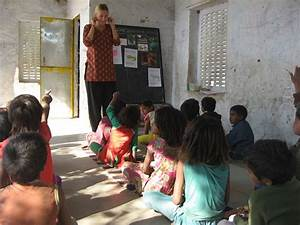 Volunteer Teaching Program In India With We Volunteer In