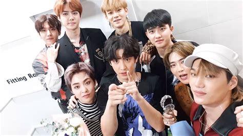 exo tempo win thank you exo l tempo 1st win youtube