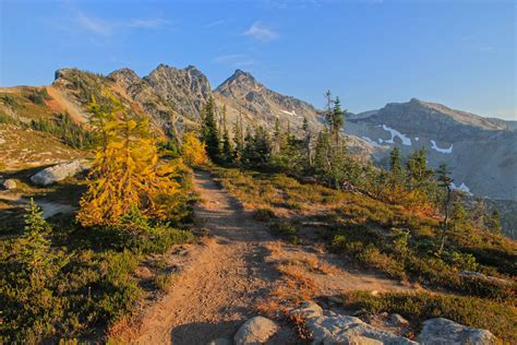 Maple Pass Loop, North Cascades  North Western Images