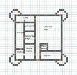 simple minecraft castle blueprints
