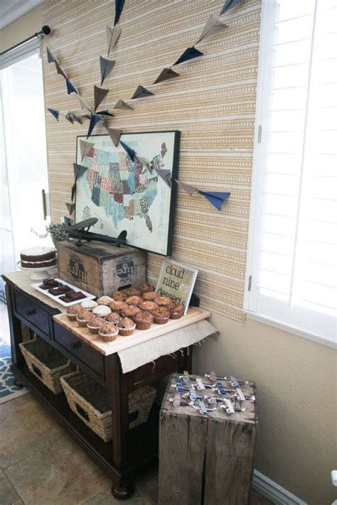 travel baby showers ideas  pinterest baggage