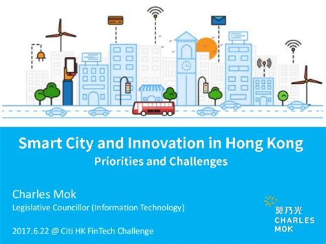 smart city and innovation in hong kong