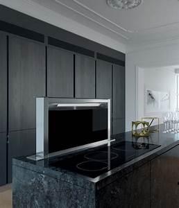 Plan De Travail 3 M : hotte plan de travail elina 90cm 700m3 h inox verre noir roblin r f 5057003 ~ Farleysfitness.com Idées de Décoration