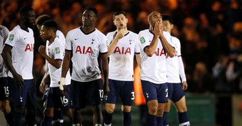 Tottenham Hotspur Become A Laughing Stock After Shock ...