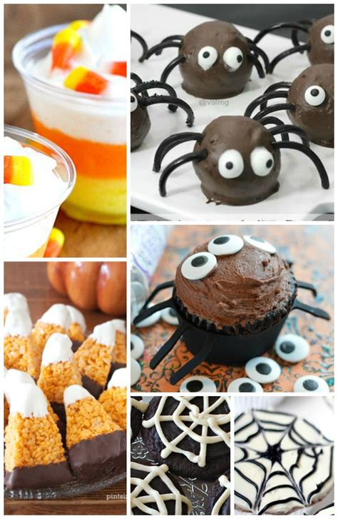 craftaholics anonymous  preschool halloween treats