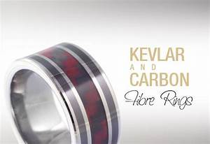 kevlar bands by mad tungstenrings at http madtungsten With kevlar wedding ring