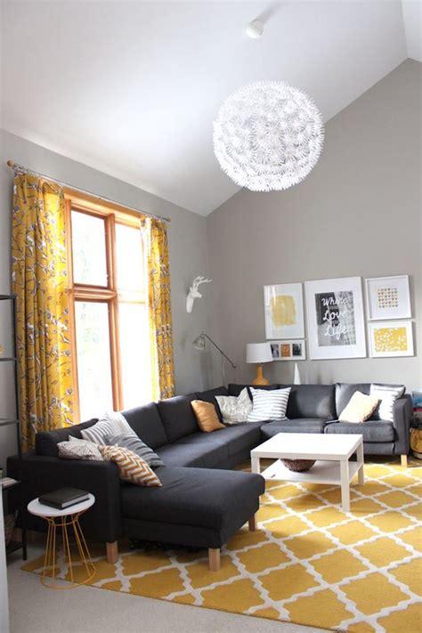 livingroom rugs yellow moroccan rug in living room decoist