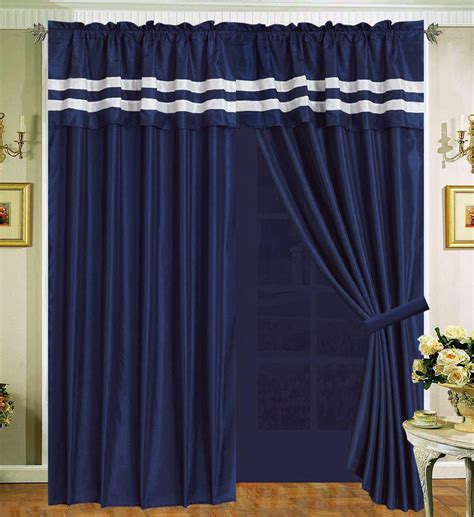 blue curtain panels blue curtains bedroom inspired bedrooms