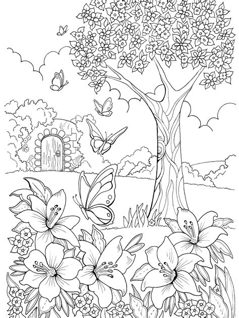 coloring for creativity an colouring book creating ink drawings for