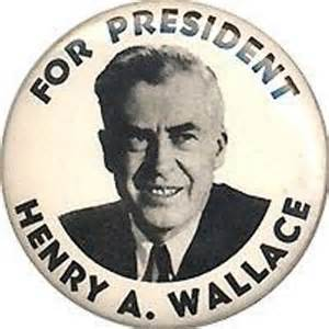 Henry Wallace 1948 Campaign