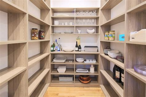 Pantry Shelving Solutions by Pantry Storage Solutions Carolina Closets Custom Closets