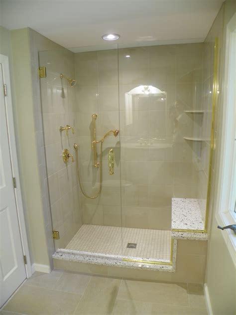 bathroom shower stall designs 1000 ideas about fiberglass shower stalls on