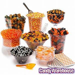 Buffet Halloween : designer halloween candy buffet kit ~ Dode.kayakingforconservation.com Idées de Décoration