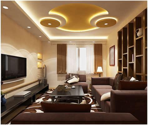 Excellent Photo Of Ceiling Pop Design For Living Room 30