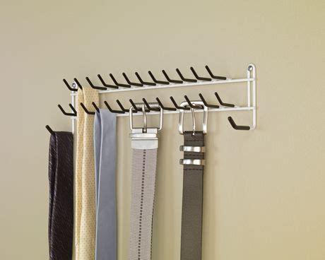 closetmaid tie belt rack walmart canada