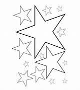 Coloring Stars Pages Star Toddler Printable Malvorlagen Sterne Momjunction Gemerkt Von sketch template