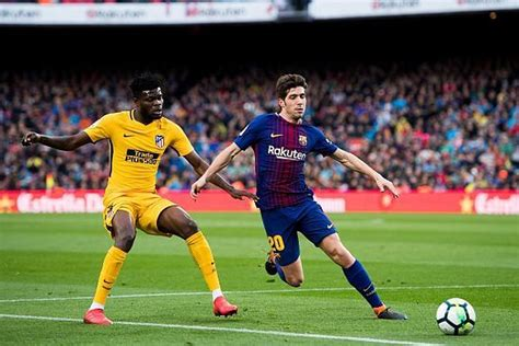 Barcelona 1-0 Atletico Madrid: Player Ratings