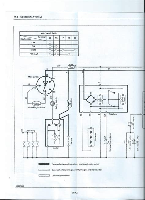 Wiring Diagram For Kubota Tractor Tractors Buy Parts