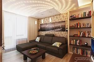 Neutral living room decor scheme interior design ideas for Room decoration