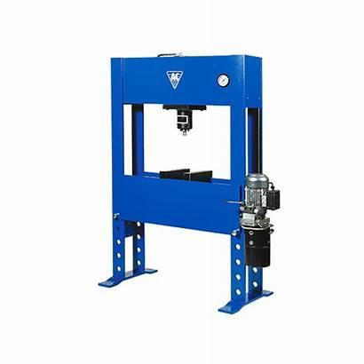 Hydraulic Press Tonne Presses Electro Ac Gemco
