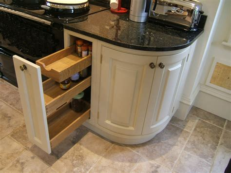 kitchen cabinet doors with rounded edges the curved kitchen cabinets is the best solution to