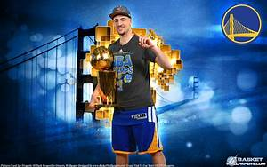Next will be new wallpaper of Klay Thompson , full size ...
