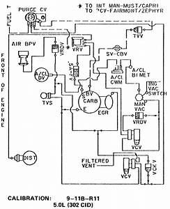 1978 Ford Ltd Vacuum Diagram