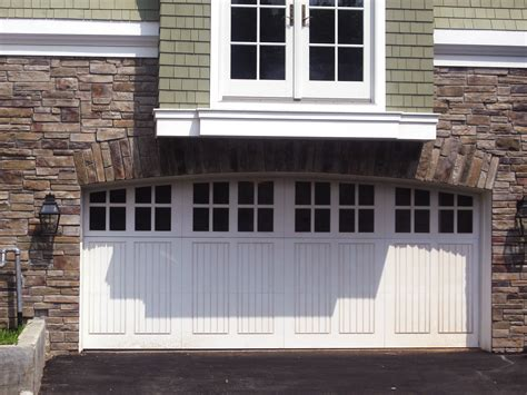 vinyl garage doors composite cellular vinyl garage doors aj garage door