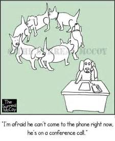 Dilbert Conference Call Cartoons
